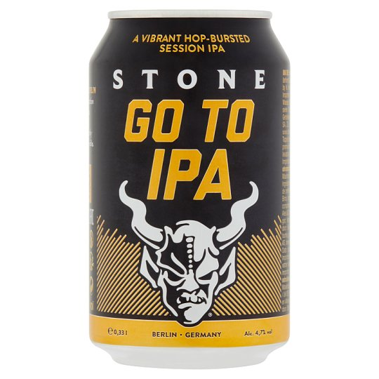 Stone Go To Ipa Can 330Ml