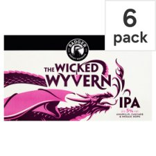 Badger Wicked Wyvern Beer 6X330ml