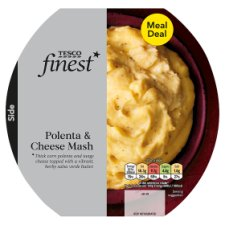 Tesco Finest Polenta Cheese Mash 400G