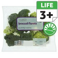 Tesco Fresh & Easy Broccoli Florets 240G