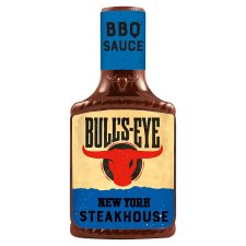 Bull's-Eye Bbq Steakhouse Bbq Sauce 300Ml