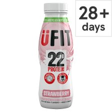 Ufit Protein Shake Drink Strawberry 310Ml