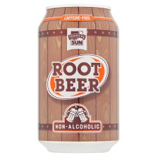 Tropical Sun American Style Root Beer 330Ml