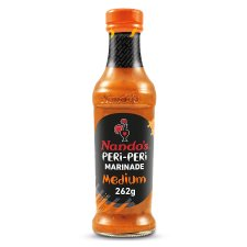 Nando's Medium Peri Peri Marinade 262G