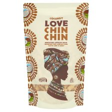 Love Chin Chin Coconut 450G