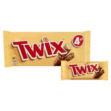 image 2 of Twix Chocolate Multipack 4 X40g