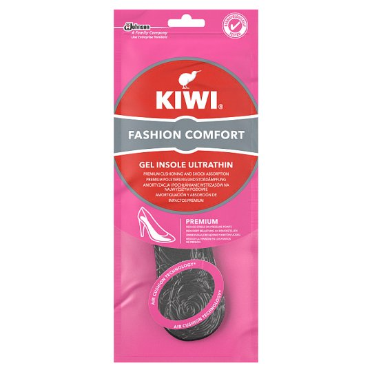 Kiwi Shoe Passion3/4Length Gel Insole