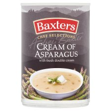 Baxters Cream Of Asparagus Soup 400G