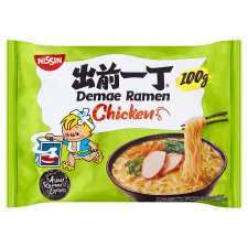 Nissin Demae Ramen Chicken Noodles 100G
