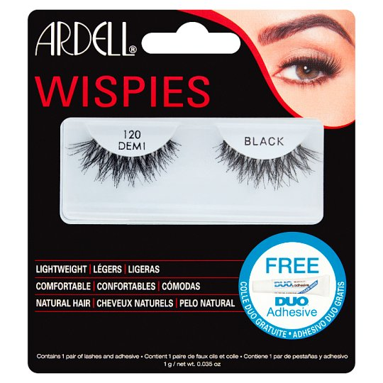 Ardell Wispies Lashes 120 Black