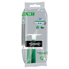 Wilkinson Sword Extra 2 Sensitive Disposable Razor 10 Pack