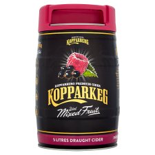 Kopparberg Premium Cider With Mixed Fruit 5L Keg