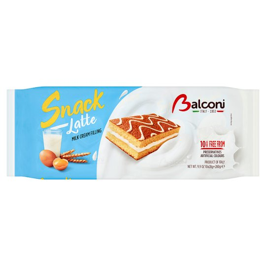 Balconi Mini Mixed Cakes 280G