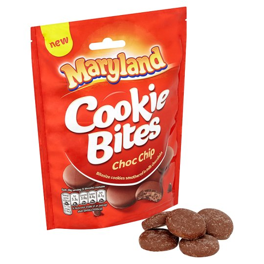 Maryland Cookie Bites Chocolate Chip 120G