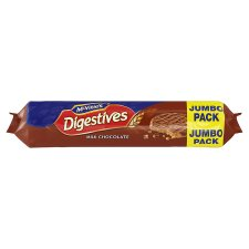 image 1 of Mcvities Milk Chocolate Digestive Biscuits 500G