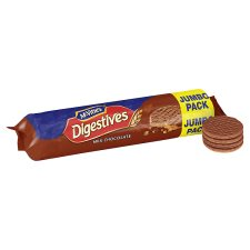 image 2 of Mcvities Milk Chocolate Digestive Biscuits 500G