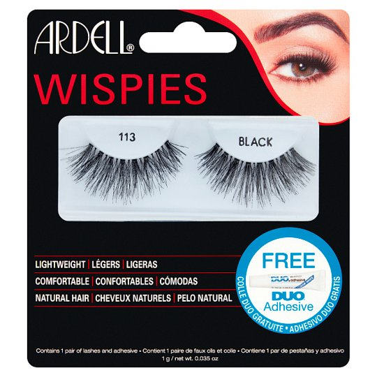 Ardell Wispies Lashes 113 Black