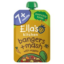 Ella's Bangers And Mash Stage 2 130G