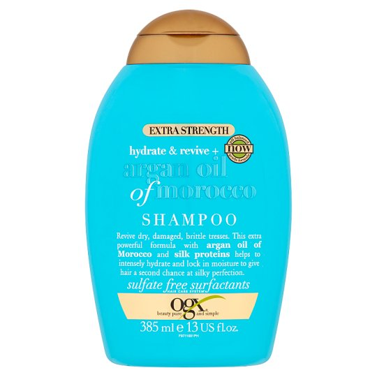 Ogx Hydrating Argan Extra Shampoo 385Ml