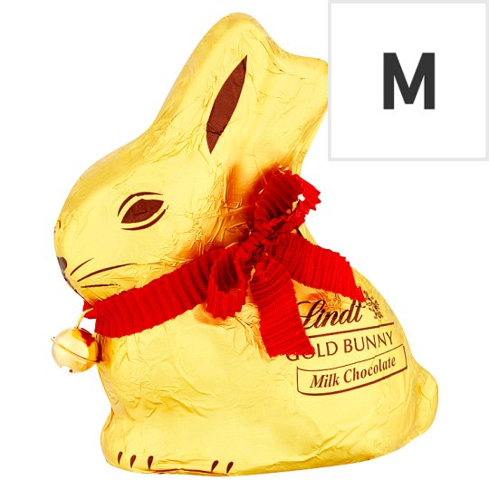 image 1 of Lindt Gold Bunny Milk Chocolate 100G
