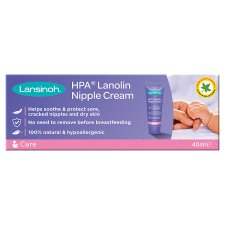 Lansinoh Hpa Lanolin Nipple Cream 40Ml