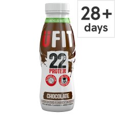 Ufit Protein Shake Drink Chocolate 310Ml