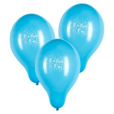 Tesco Birthday Boy Balloons 10 Pack