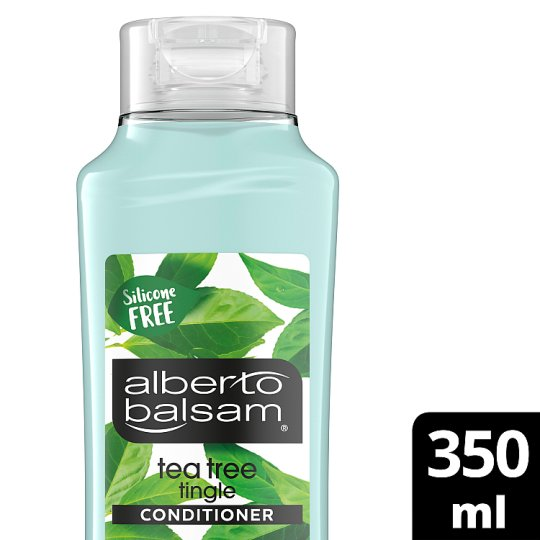 Alberto Balsam Tea Tree Conditioner 350Ml
