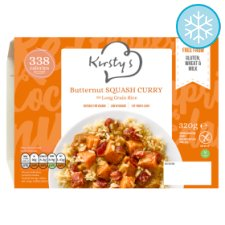 Kirsty's Free From Butternut Squash Curry 320G
