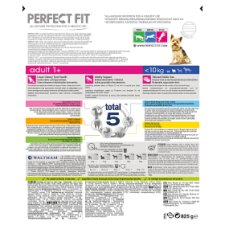 Perfect Fit 1 Plus Chicken Dry Dog Food 825G
