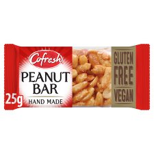 Cofresh Peanut Bar 25G