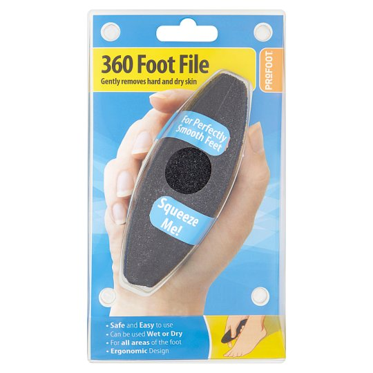 Profoot 360 Foot File