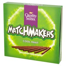 image 3 of Quality Street Matchmakers Mint Chocolate Box 130G