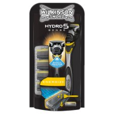 Wilkinson Sword Hydro 5 Sense Razor And 4 Blades