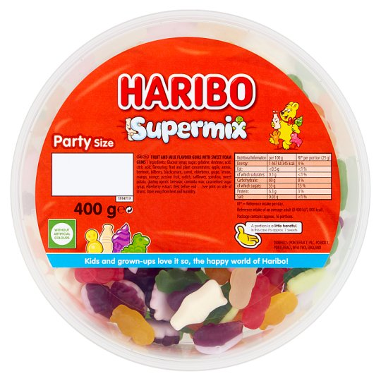 Haribo Super Mix 400G
