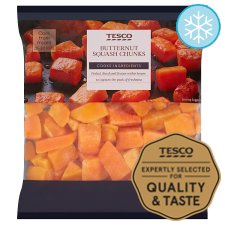 Tesco Butternut Squash Chunks 500G