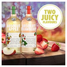 image 3 of Absolut Apple Juice Edition 50Cl 35%