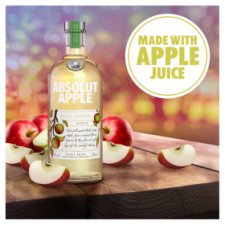 image 2 of Absolut Apple Juice Edition 50Cl 35%