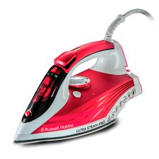 Russell Hobbs Ultrasteam 23990 Steam Iron Red