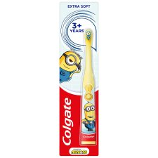 Colgate Minions Kids Battery Toothbrush