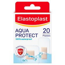 Elastoplast Aqua Protect Dressings 20'S