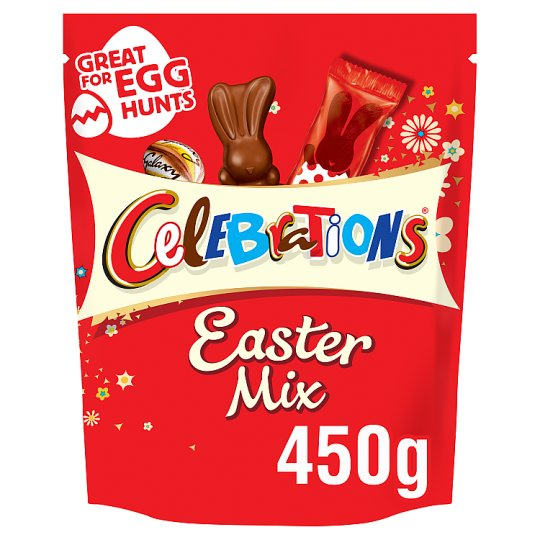 image 1 of Celebrations Large Sharing Pouch 450G