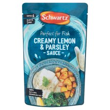 Schwartz Fish Lemon And Parsley Sauce 300G