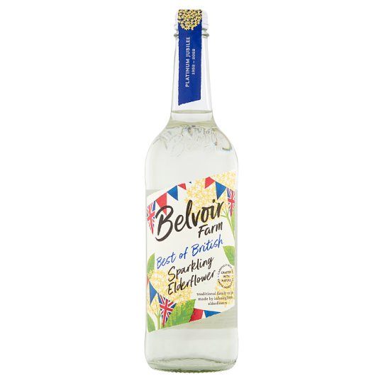 Belvoir Elderflower Presse 75Cl (L)