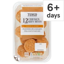 Tesco Chicken Kiev Bites 216G