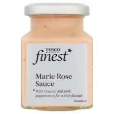 Tesco Finest Marie Rose With Cognac 170G