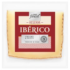 Tesco Finest Iberico Cheese 150G