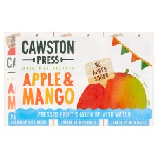 Cawston Press Kids Apple And Mango 3X200ml