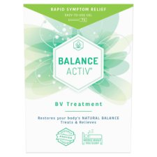 Balance Activ Bv Vaginal Gel 7 X5ml