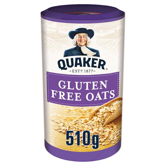 image 1 of Quaker Oat So Simple Gluten Free Original Porridge 510G